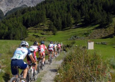 GRAND TOUR VALTELLINA, ENGADINA, LAGO DI COMO IN BIKE
