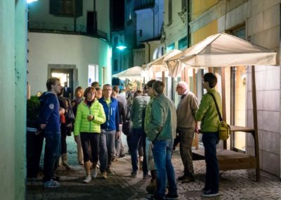 WALKING-TOUR TIRANO BY NIGHT € 45