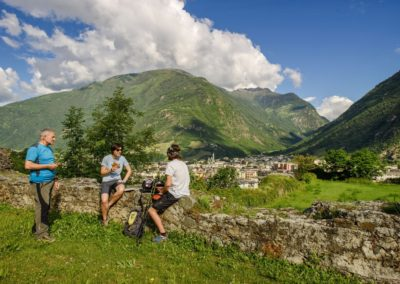 WEEKEND TREKKING IN B&B DA € 99