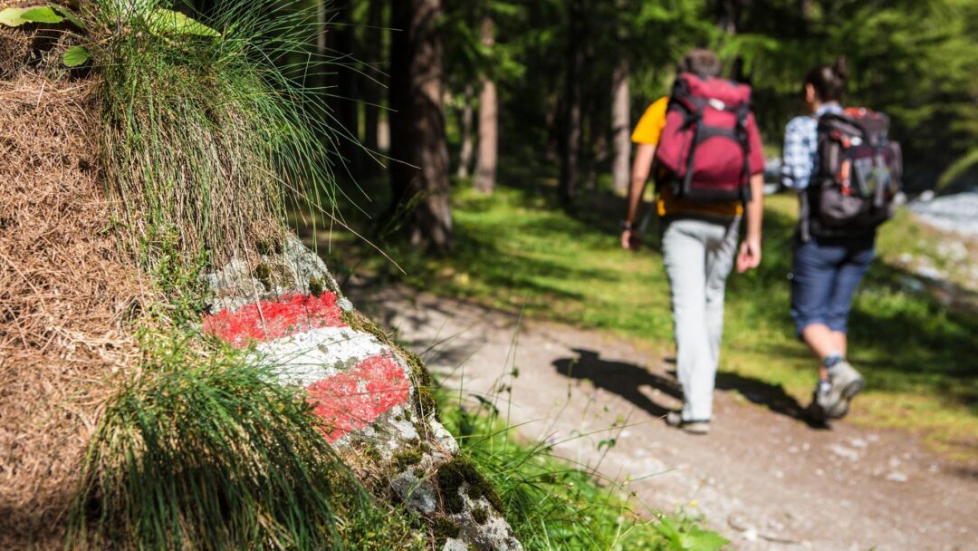 Trek estivo da St Moritz a Tirano in Valtellina