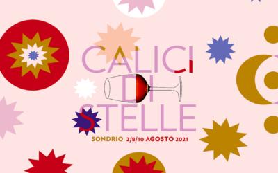 A SONDRIO PER CALICI DI STELLE 2021